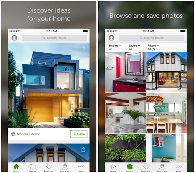7 apps to use while designing and building your new home House interior design ideas app