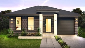 Single Storey Home Design Metro 17