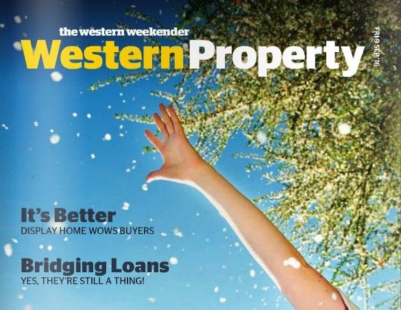Western Weekender Cover